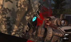 ATC Sniper close - posessed by Fettel by LadyNaginiWesker