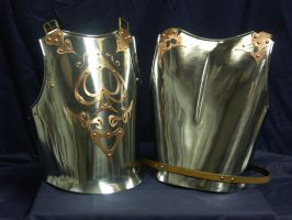 Wonderland armour by Pammus