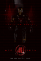 Marvel's THE AVENGERS: AGE OF ULTRON - IM TEASER I by MrSteiners