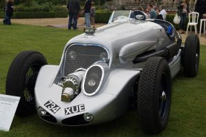 Modified Bentley MkVI Road Racer by Taking-St0ck
