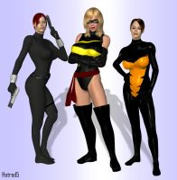 The Mighty Avengers by hotrod5