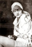 Vintage Stock - Ziegfeld Girl 15 by Hello-Tuesday