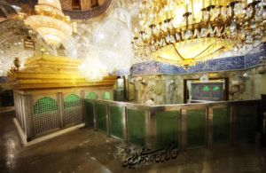 Imam Hussein Shrine by islamicwallpers