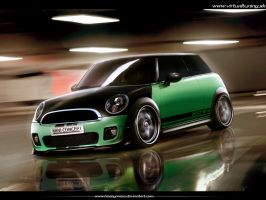Mini Cooper by hesoyam25