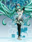 hatsune miku append by alienfirst