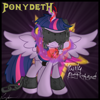 Twily Rattlehead by FlutterThrash