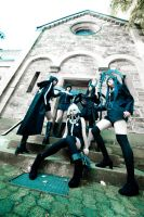 Black Star Rock Shooter by Moi-rin