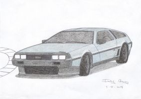 Back to Initial D by OverTallman