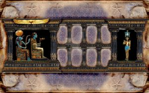 Egyptian Oracle Board - Sekhm by Isiscat777