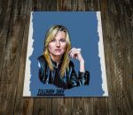 Lucy Lawless - Art Mockups by tolgahansara