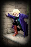 Alois Trancy: Delinquent by NailgunInk