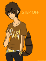 STEP OFF by Boxicola