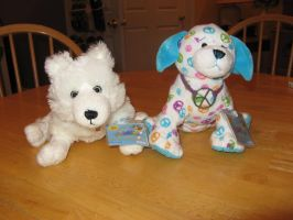 2 Webkinz FOR SALE by LeaveItToVi