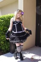 Misa Misa from Death Note by wraamyth