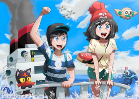 Welcome To Alola ~ Pokemon Sun And Moon