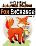 Fox Exchange Graphic by Arkham-Insanity