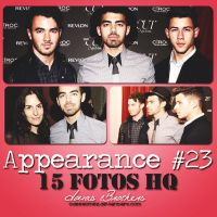 +Appearance#23 (Jonas Brothers) by OdeeGomez