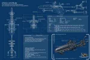 OTAS Castrum blueprint by Enenra