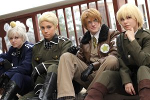 Axis Powers Hetalia. by Personal-Warhol