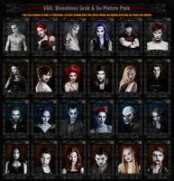 Grab N Go Bloodlines Preview by JesseLax