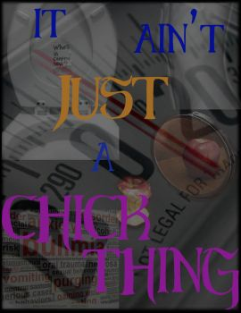 It's Ain't Just A Chick Thing by PrincesofUni