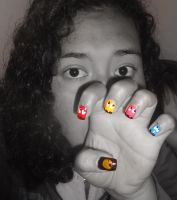 nails by Dulcesillo