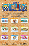 One Piece png icon folder by Crountch