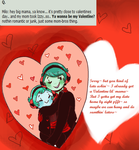 My Valentine by Ask-MusicPrincess3rd
