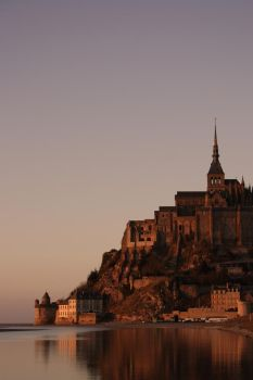 Mont st. Michel by smatsh