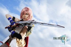 FFXIII Sky's the Limit by tokiwashojo