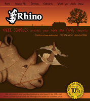 RHINO TREE SERVICES web by the-lines