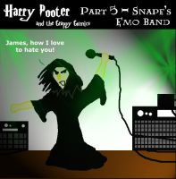 Harry Pooter Part 5 by Amkii