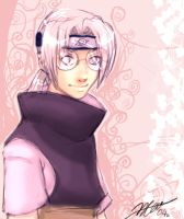 Kabuto in Pink by cheenot