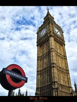 Big Ben - Reloaded by ChrisUnger