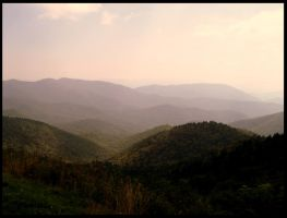 Smoky Mountains by misschix0r