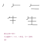 Birth Kanji by AbstractWater