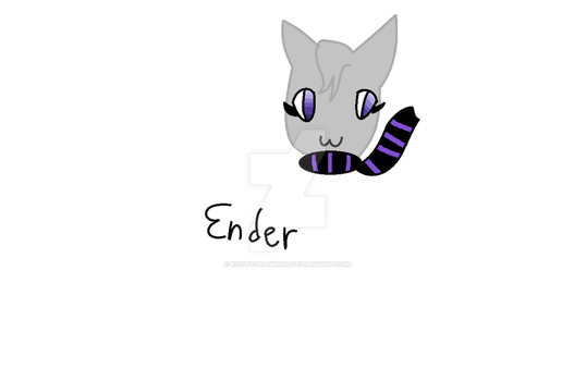 Ender (Old) by ExoticDrawings