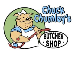 Chuck Chumley's signage by andrewchandler80