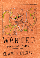 WANTED by MissJayHex