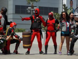 AX2014 - Marvel/DC Gathering: 123 by ARp-Photography