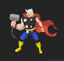 Thor by bx21