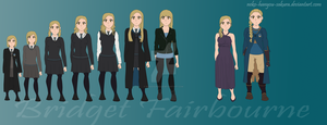 Bridget Fairbourne Wardrobe Sheet by Neko-Hanyou-Sakura