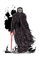 The Sith Lords - no. 1: Darth Nihilus by Dragonbaze