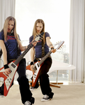 Avril Lavigne Clones 3 by morgoth12345