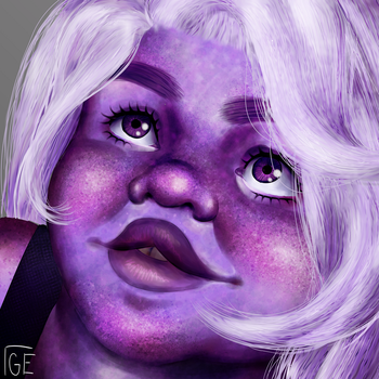 Amethyst by grass-eater
