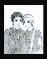 Gerard_Mikey by putrithewicked