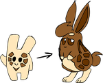 Fakemon: Chokream and Vanister by Sonia5-01