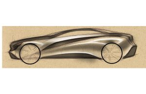 Hyundai Ideation Sketch by dimodee