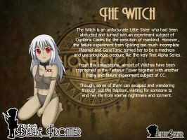 BF: The Witch by Alice13th