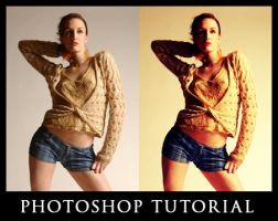 Photoshop Coloring Tutorial by Cutspring